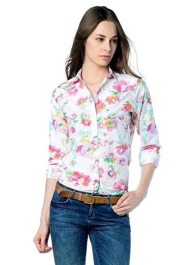 Çiçekli Gömlek-U.S.Polo Assn.